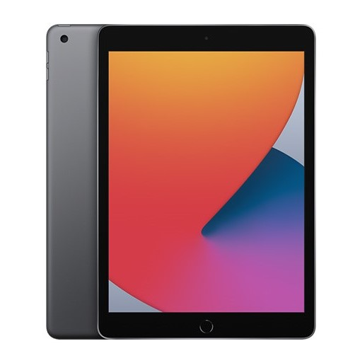 Máy tính bảng Apple iPad Gen 8 10.2 inch Wi-Fi + Cellular 32GB - Space Gray (MYMH2ZA/A)
