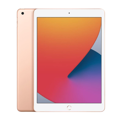 Máy tính bảng Apple iPad Gen 8 10.2 inch Wi-Fi + Cellular 128GB - Gold (MYMN2ZA/A)