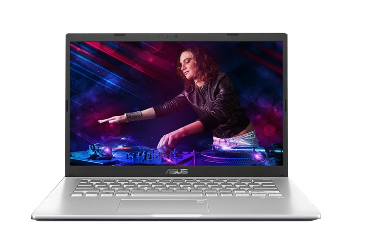Laptop Asus VivoBook X515MA-BR113T/ Silver/ Intel Pentium N5030( 1.1HZ, 4MB)/ RAM 4GB DDR4/ SSD 256GB/Intel® UHD Graphics 600/ 15.6 inch HD/ FP/ Win 10/ 2Yrs