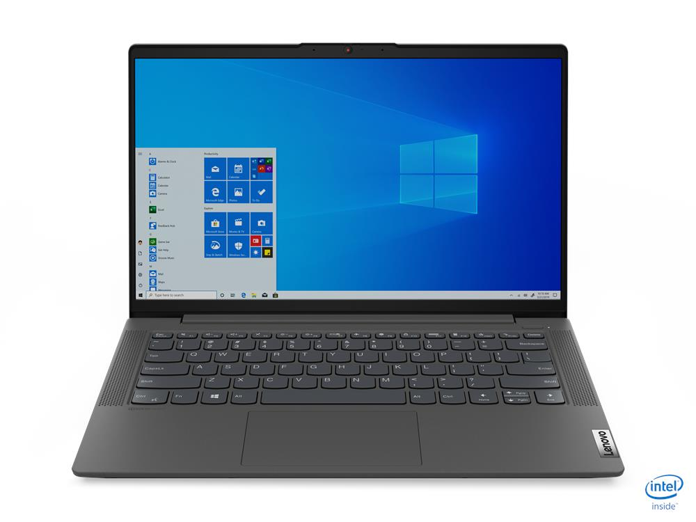 Laptop Lenovo IdeaPad 5 14IIL05 (81YH00ENVN)/ Grey/ Core i5/ 8GB/ 512GB/ 14.0 inch FHD IPS/ Win10H