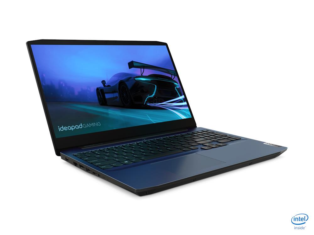 Laptop Lenovo IdeaPad Gaming 3 15IMH05 (81Y4006SVN)/ Black/ Core i5/ 8GB/ 512GB/ RTX 1650 4GB/ 15.6 inch FHD IPS/ Win10H