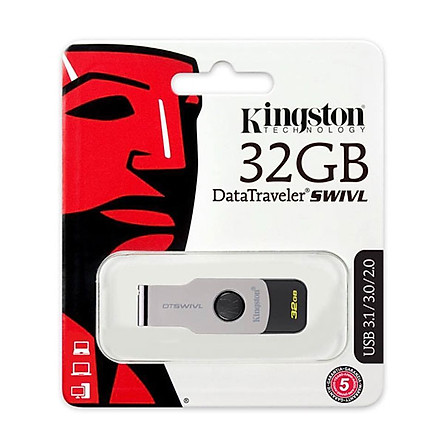 USB 3.0 Kingston DT SWIVL 32Gb