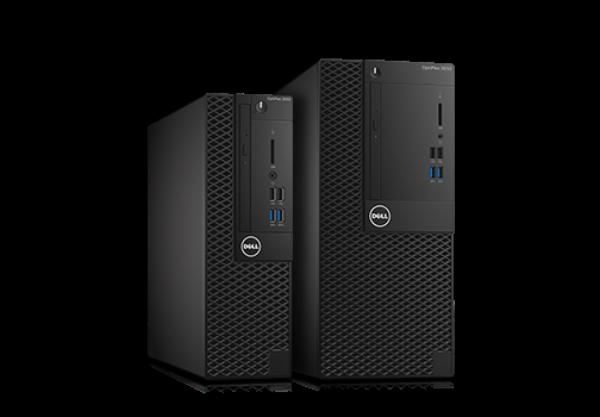 Dell OptiPlex 3070 Minitower (3070MT-i391-8G1TBKHDD)/ Intel Core i3-9100 (3.60GHz, 6MB)/ Ram 8GB DDR4/ HDD 1TB/ DVDRW/ Intel UHD Graphics/ Fedora/ 1Yr