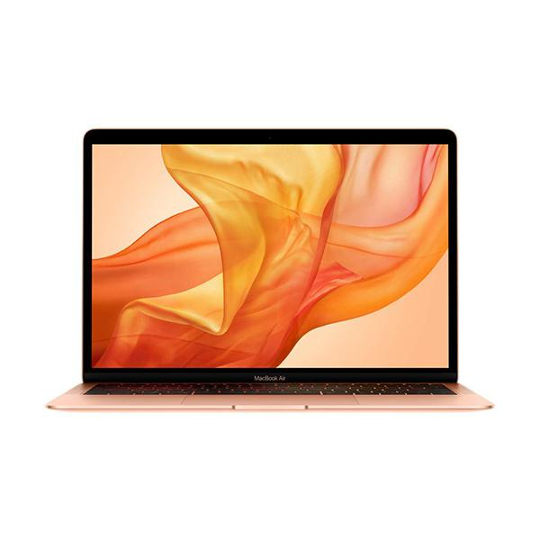 Laptop Apple MacBook Air MWTL2SA/A/ Gold/ 1.1GHz dual-core 10th-generation Intel Core i3 processor/ Ram 8GB LPDDR4/ SSD 256GB/ Intel Iris Plus Graphics/ 13.3 inch Retina/ Touch ID/ Mac OS/ 1 Yr