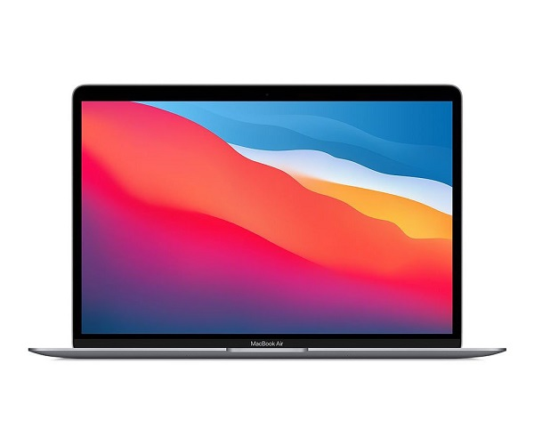 Laptop Apple MacBook Air MGN63SA/A/ Space Grey/ M1 Chip/ RAM 8GB/ 256GB SSD/ 13.3 inch Retina/ Touch ID/ Mac OS/ 1 Yr