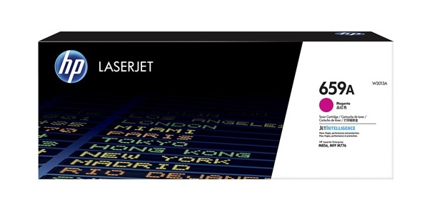 Mực in HP 659A Magenta LaserJet Toner Cartridge (W2013A)