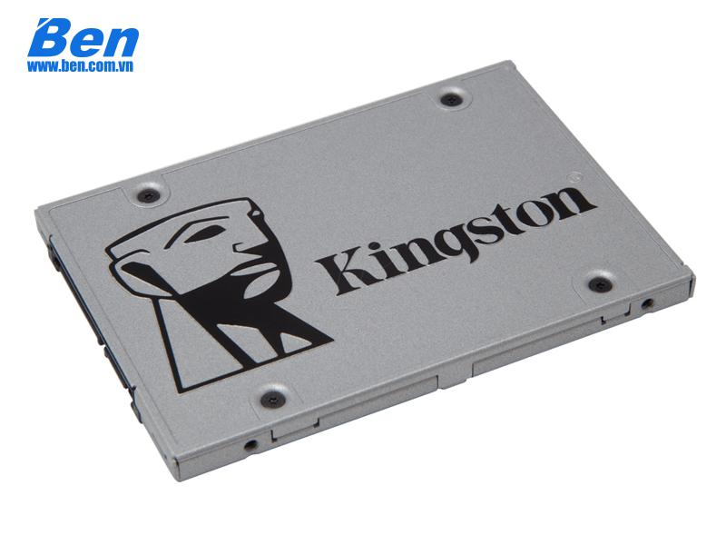 SSD Kingston SSDNOW SA400 120GB SATA III / 2.5inchs / Read up to 500MB / Write up to 320MB / (SA400S37/120G)