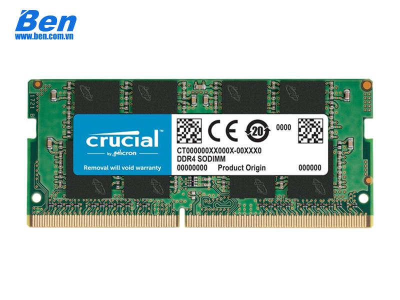 Ram Laptop Crucial 8GB-CT8G4SFS824A Bus 2400