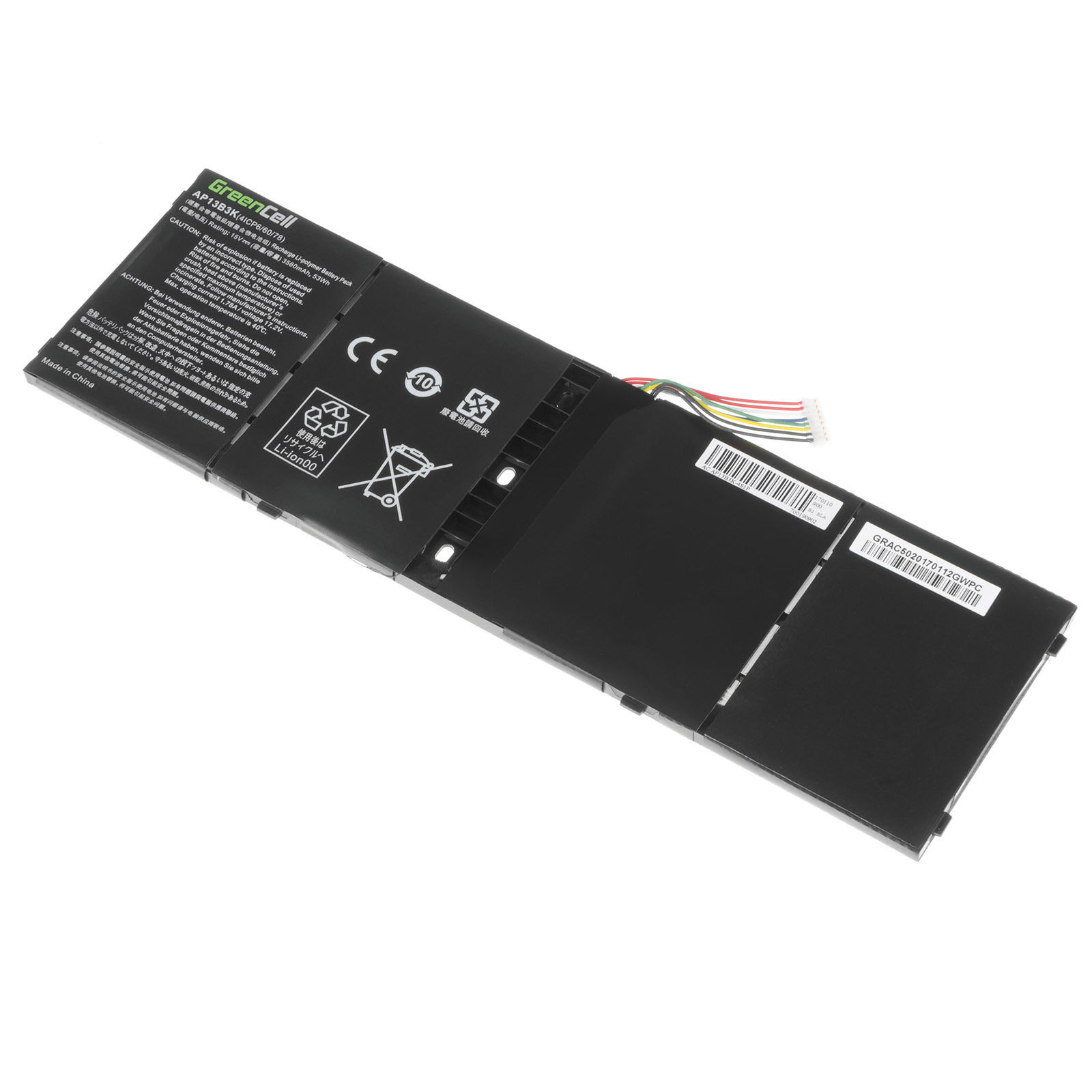 Pin Laptop Acer - Aspire R7-572 - AP13B3K