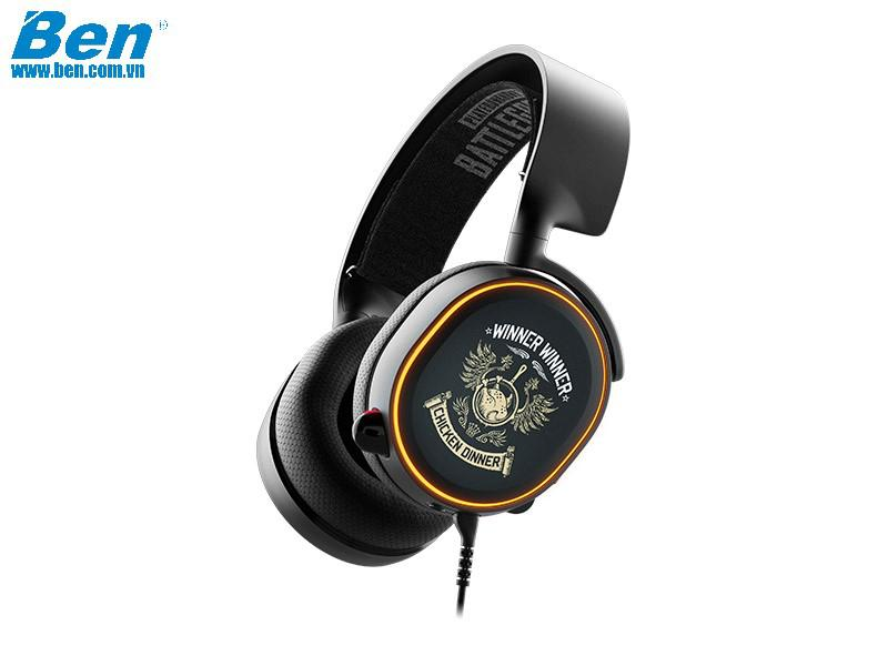 Tai Nghe SteelSeries Arctis 5 PUBG Edition