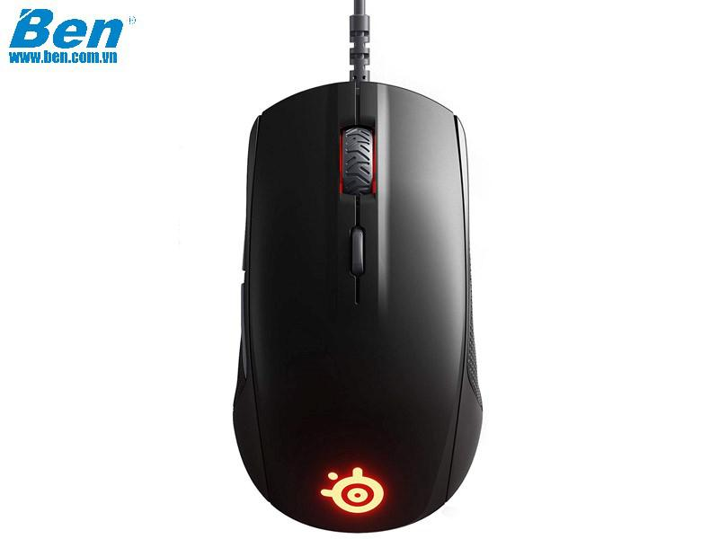 Chuột SteelSeries Rival 110 Matte Black
