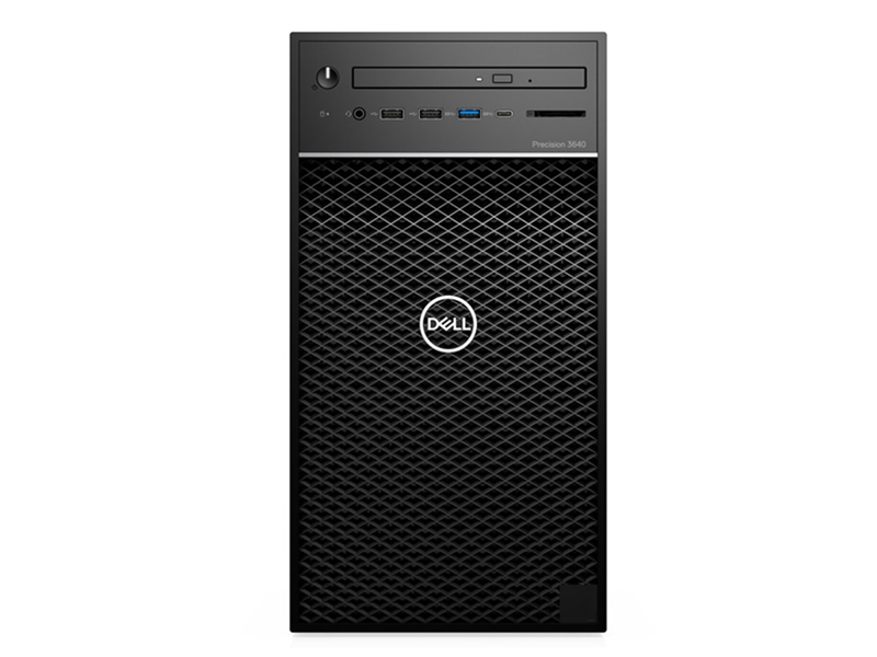 PC Dell Precision 3640 Tower (70231773)/ Intel Xeon W-1250 (3.30GHz, 12MB)/ Ram (2x4GB) DDR4/ HDD 1TB/ 2GB Nvidia Quadro P620/ DVDRW/ Key + Mouse/ Ubuntu/ 3Yrs