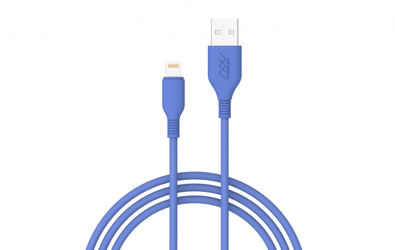 CÁP INNOSTYLE JAZZY 1.5M USB-A TO LIGHTNING MFI IPHONE/IPAD/IPOD COBALT – J_IAL150_ TLBL