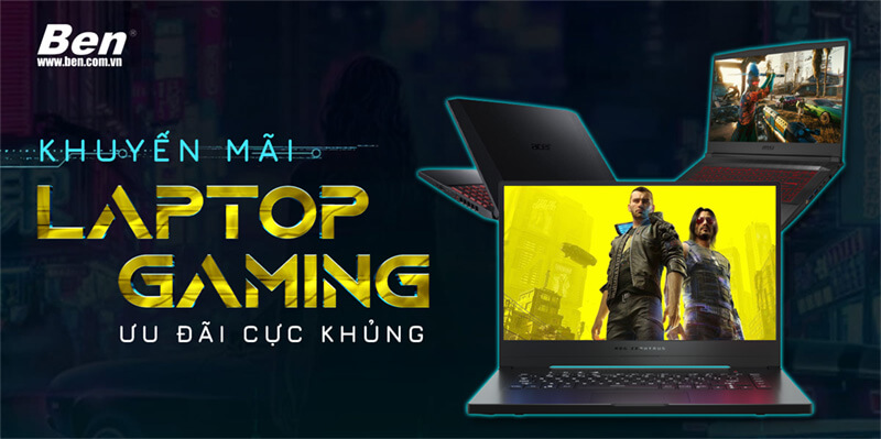 km laptop gaming