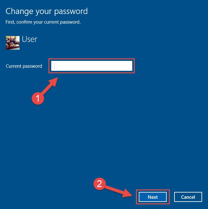 Đổi mật khẩu máy tính trên Windows 10 - Ảnh 4
