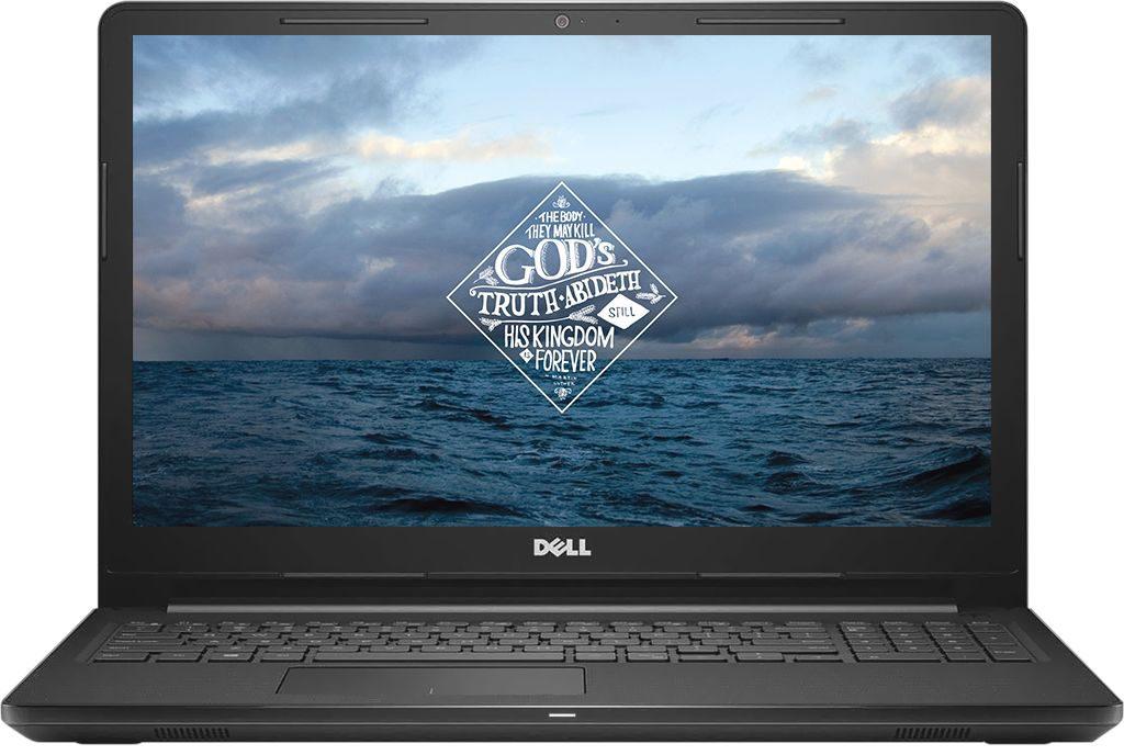 Dell Inspiron 3573 70178837 Black Pentium N5000 4GB 500GB Ubuntu dell inspiron 3573 ben 1 e1600767780244 - Top 5 Laptop dưới 10 triệu cấu hình cao, tốt nhất năm 2020 - Ben Computer