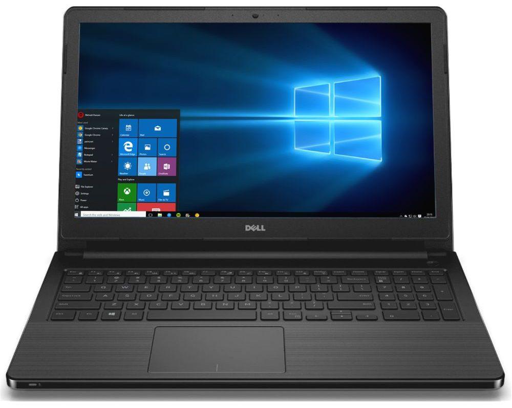 Dell Vostro 3568 VTI3072NF Black Core i3 4GB 1TB Ubuntu dell vostro 3568 ben 2 e1600767943971 - Top 5 Laptop dưới 10 triệu cấu hình cao, tốt nhất năm 2020 - Ben Computer