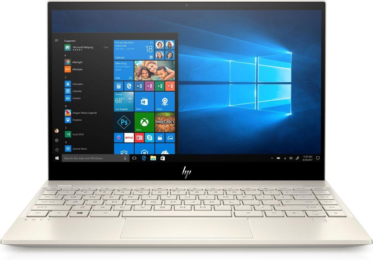 HP ENVY 13-aq1023TU (8QN84PA) - Laptop siêu nhẹ hiệu năng khỏe