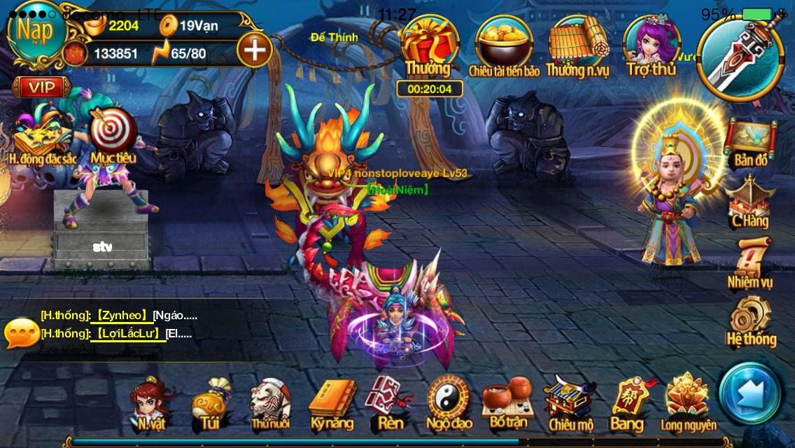 RPG - Thể loại Game nhập vai huyền thoại