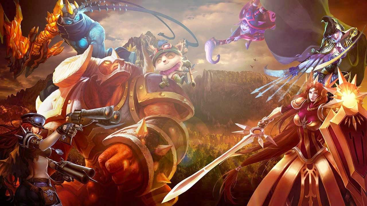MOBA - Thể loại game phổ biến nhất thế giới