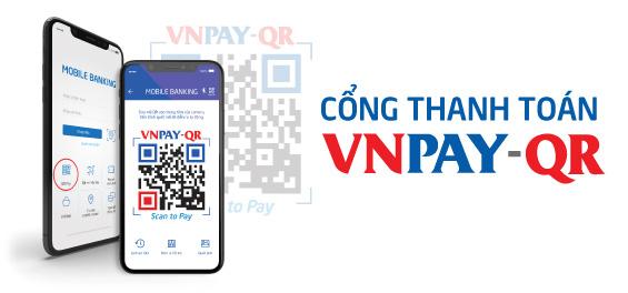VNPAY QR1 - Phương thức thanh toán - Ben Computer