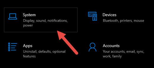 Điều chỉnh độ sáng màn hình trong phần Settings của Windows - Ảnh 1