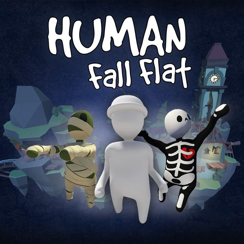 HUman Fall Flat - Game bựa hài hước cho phái nữ - Ảnh 1