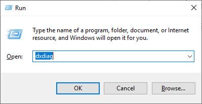 Kiểm tra cấu hình máy tính bằng DirectX - Ảnh 1