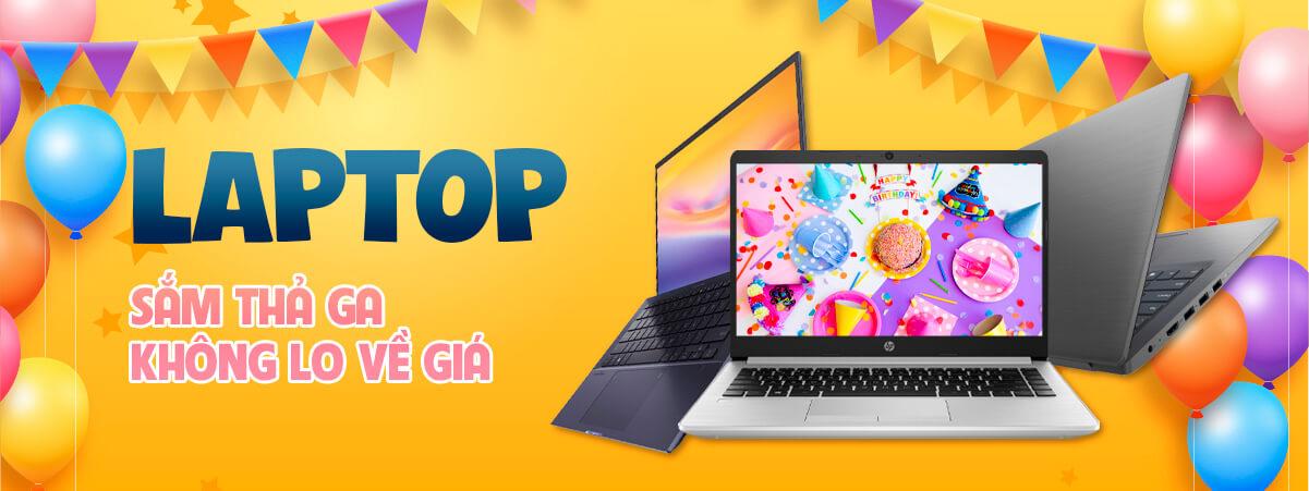 laptop 4 - Chương trình khuyến mãi - Giảm tới 50% mừng mùa tựu trường - Ben Computer
