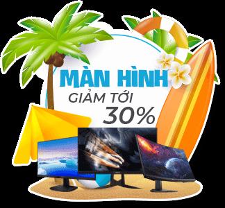 man hinh 1 - Chương trình khuyến mãi - Giảm tới 50% mừng mùa tựu trường - Ben Computer