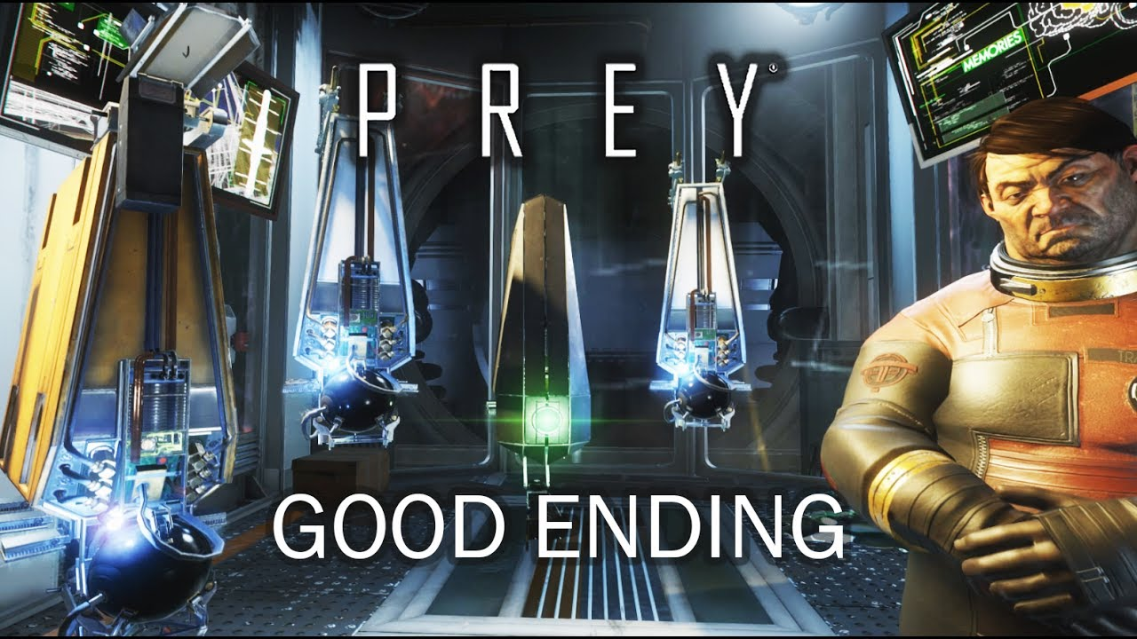 Mở được good ending