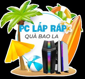 pc lap rap 1 - Chương trình khuyến mãi - Giảm tới 50% mừng mùa tựu trường - Ben Computer