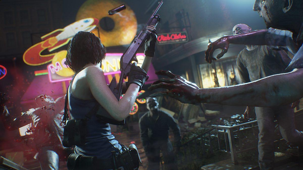 Ưu điểm của Resident Evil 3 Remake - Ảnh 2