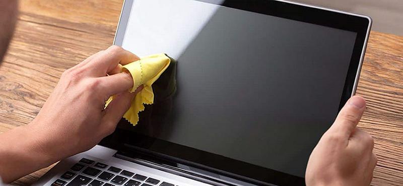 ve sinh laptop dung cach don gian tai nha 1 bencomputer5 - Hướng dẫn Vệ sinh Laptop cá nhân tại nhà đúng cách - Ben Computer