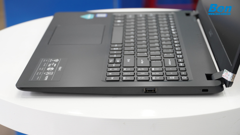 DSC00983 - Acer Aspire A315 - Lựa chọn ưu việt cho học sinh, sinh viên - Mức giá phù hợp - Ben Computer
