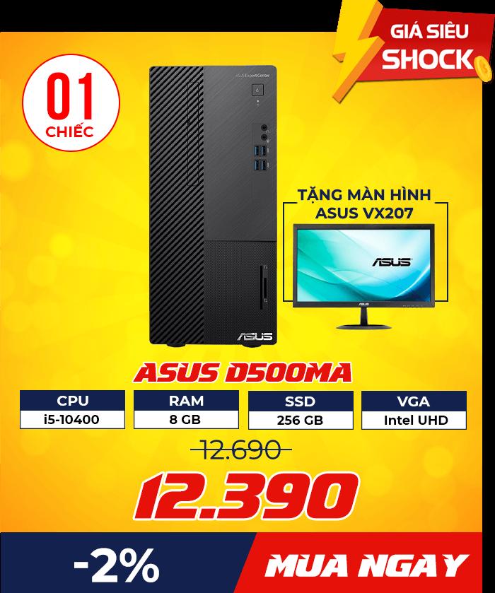 dn ASUS D500MA 1 - Flash Sale mỗi ngày: Xả hàng & Giảm giá cực sốc - Ben Computer