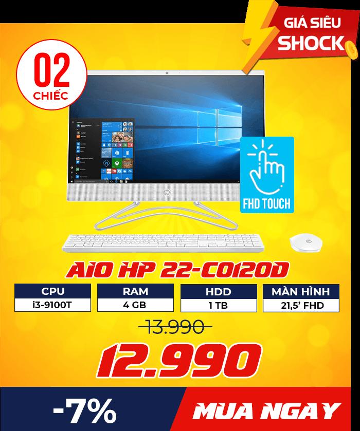 dn HP 22 c0120d 1 1 - Flash Sale mỗi ngày: Xả hàng & Giảm giá cực sốc - Ben Computer