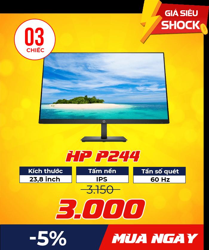 dn HP P244 - Flash Sale mỗi ngày: Xả hàng & Giảm giá cực sốc - Ben Computer