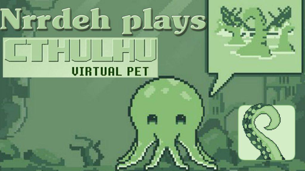 Cthulhu Virtual Pet - Game nuôi chó hay ho