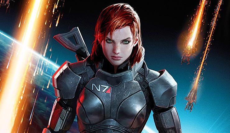 Game Mass Effect - Game nhập vai hành động cực chất