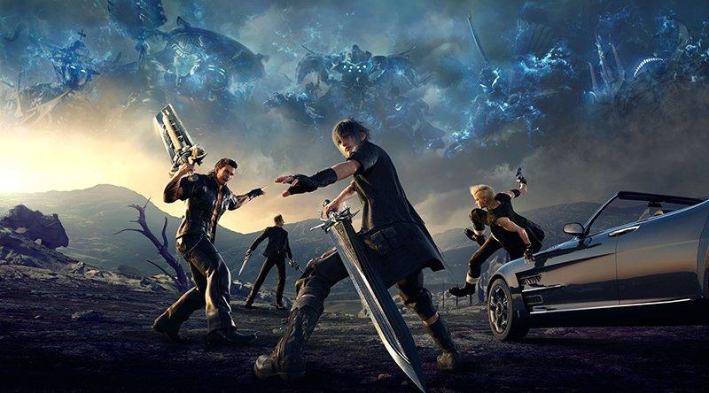 Final Fantasy XV - Game nhập vai hành động phong cách Nhật Bản
