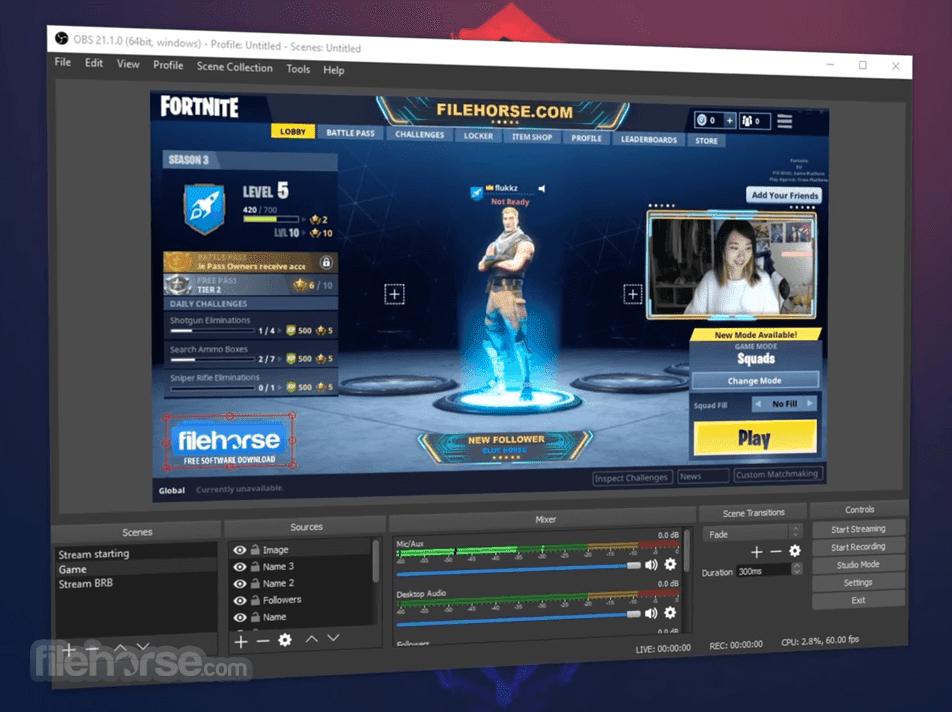 OBS Studio - Phần mềm Quay và stream video hiệu quả