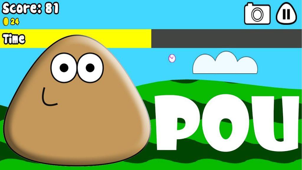 Pou - Game chăm sóc thú cưng ảo Pou