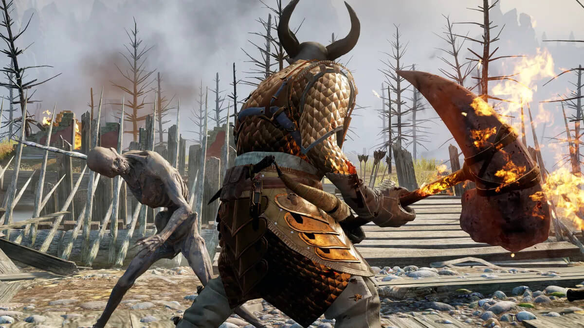 Dragon Age: Inquisition - Game nhập vai hay nhất theo game thủ Việt