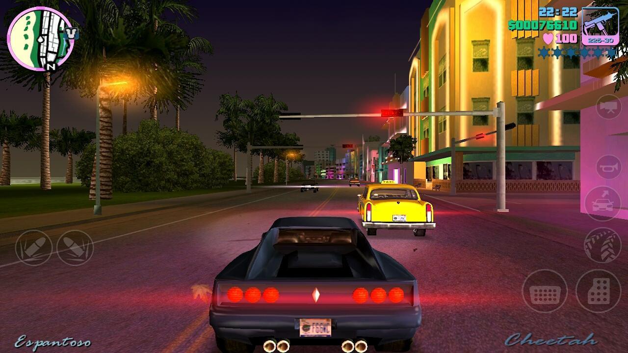 Grand Theft Auto Vice City - Game huyền thoại cũ mà hay