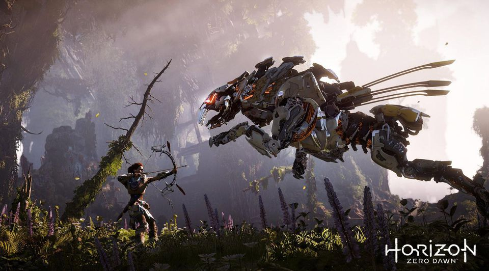 Horizon Zero Dawn - Game thế giới mở hay nhất 2020