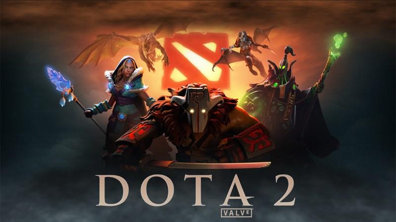 Game MOBA hay trên PC - Dota 2