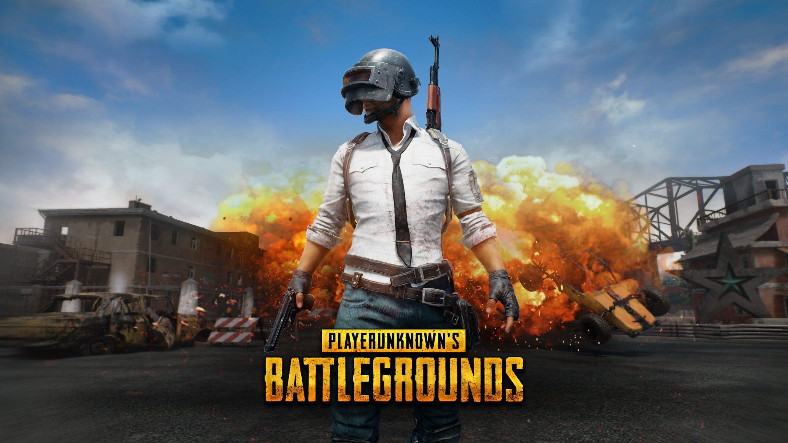 PUBG ( PlayerUnknown's Battlegrounds ) - Game bắn súng PC #1 hiện nay