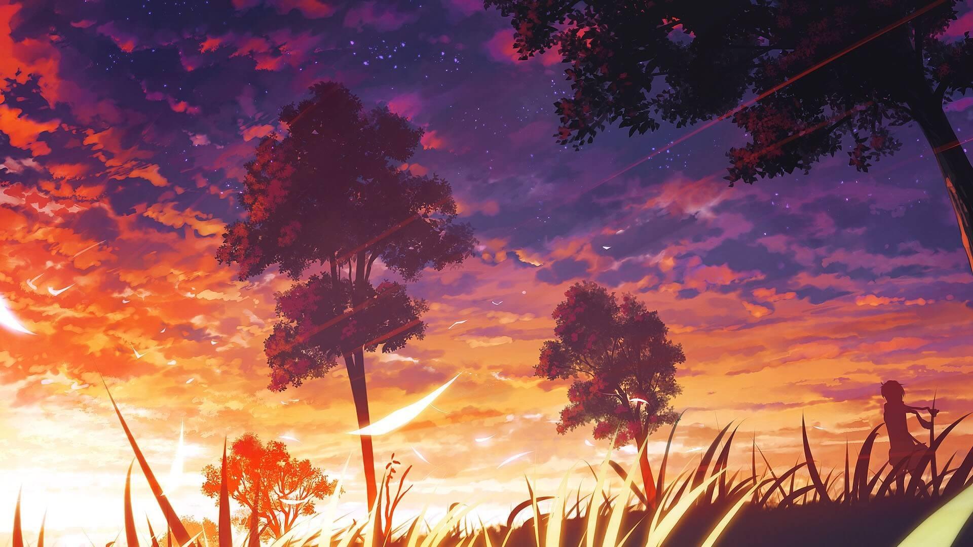 Hình nền anime đẹp cho điện thoại