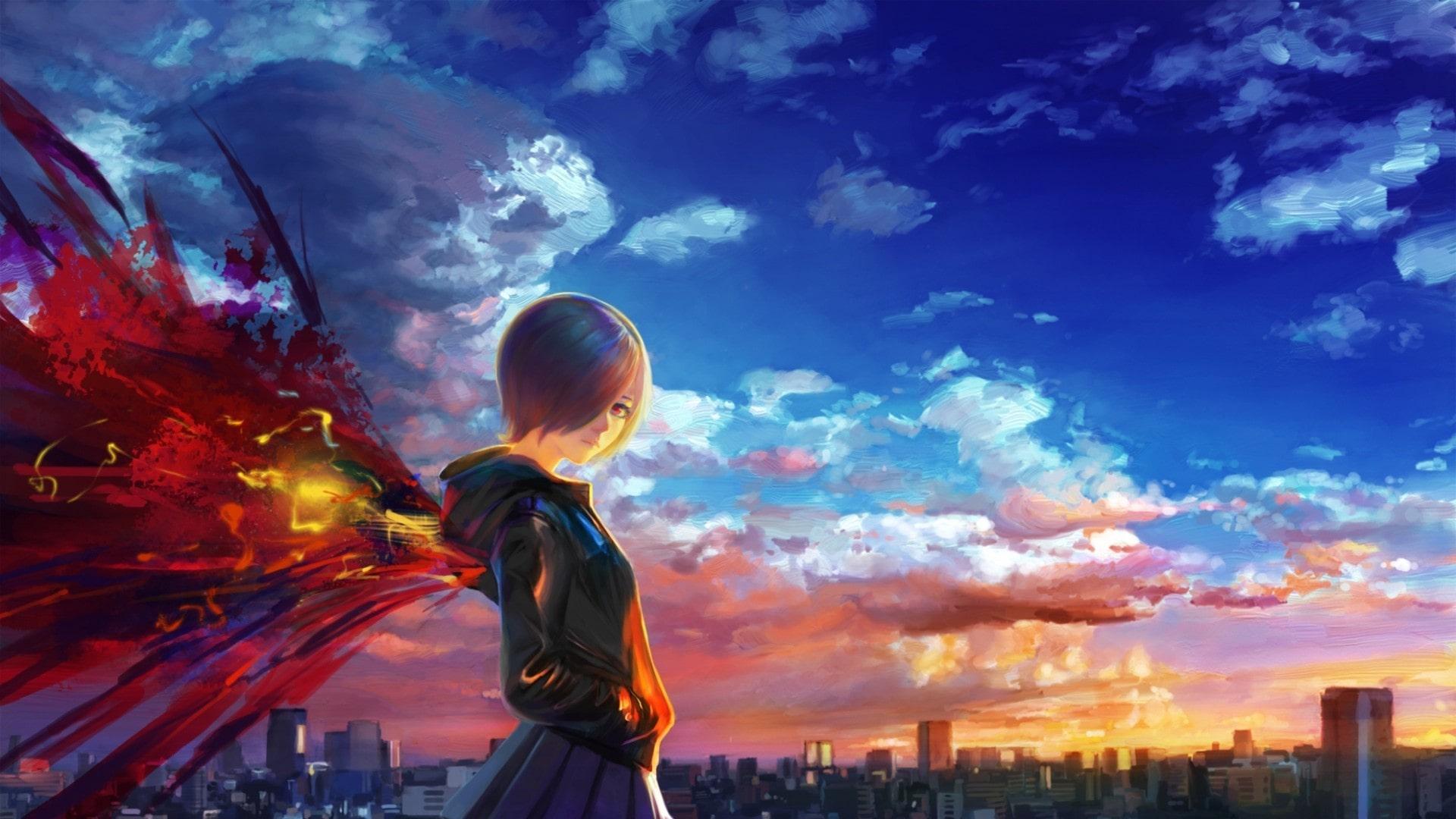 Hình nền anime đẹp